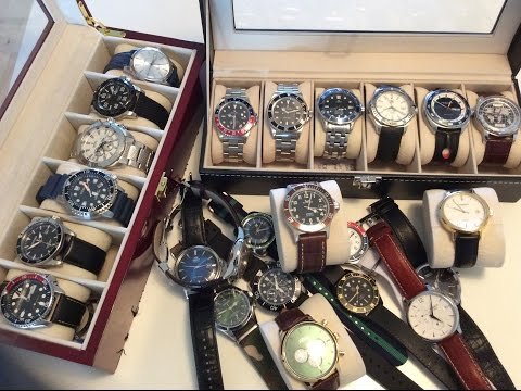 SOTC My Watch Collection Spring 2017 More Than 20 Watches