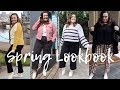 SPRING LOOKBOOK | VIDCON 2018 | PLUS SIZE FASHION | Kakie's Life