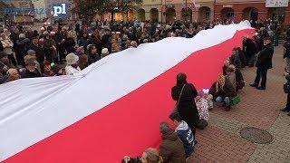 """""""100 lat-flaga"""" na 100-lecie odzyskania Niepodległości"""