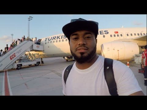 My Experience with Turkish Airlines | Tanzania Travel Vlog Part 1
