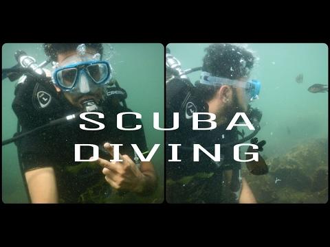 Tarkarli Scuba Diving Video India   GoPro Video    Underwater Video   HD