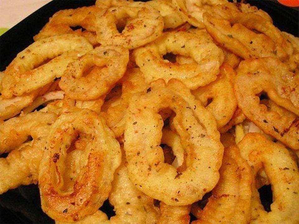 кольца кальмаров в кляре рецепт с фото от юлии высоцкой