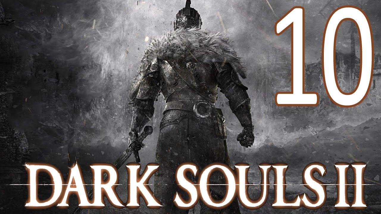 Dark Souls 2 2014 All Cutscenes Walkthrough Gameplay: Let's Play Dark Souls 2 Gameplay German Deutsch Part 10