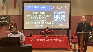 9-6-20 Sunday Service