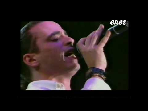 Cantico. Palau Sant Jordi (04-12-1991). Eros Ramazzotti