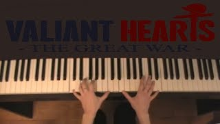 Valiant Hearts:The Great War - Dream within Dreams Piano cover + sheets