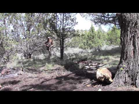 High Desert Bushcraft Adventure With Primalarcher Youtube