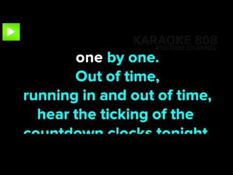 True Survivor Kung Fury ~ David Hasselhoff Karaoke Version ~ Karaoke 808