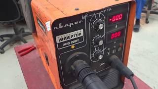 Ремонт полуавтомата Сварог MIG 200Y(, 2016-10-05T11:05:12.000Z)