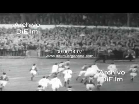DiFilm - Wales vs England - Five Nations Championship 1967