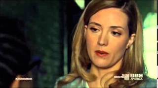 Cosima and Delphine scene 3x01 {I can't do this}