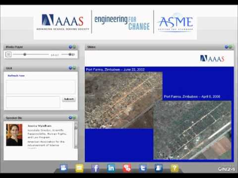 Engineering for Human Rights