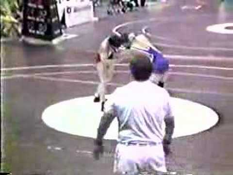 Steve Hoffmann US Freestyle Nationals 1991