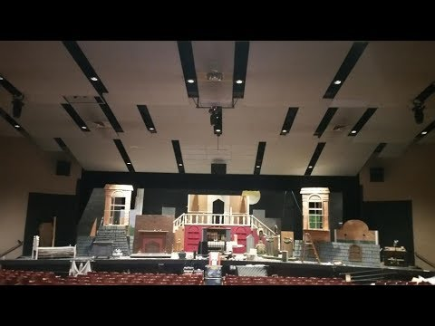 New Providence High School Theater ETC lighting upgrade.