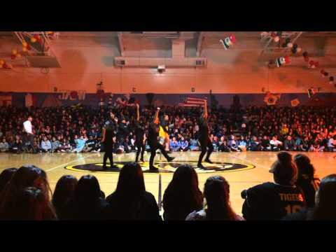 PARASTATIC | BTS - Dope Dance Multicultural School Rally