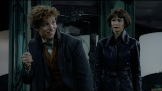 Fantastic Beasts: The Crimes Of Grindelwald -