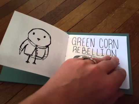 Green Corn Rebellion - Halftime cd