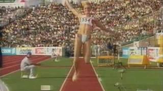 1998 Budapest Heike Drechsler 7 16m