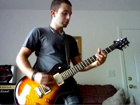 Alter Bridge - Ties That Bind (guitar cover - complete with SOLO)