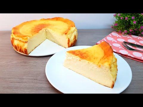 Tarta de queso La Viña ¡Una autentica DELICIA! Que Rico!! #25