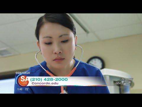 Concorde Career College - San Antonio   SA Live   KSAT 12