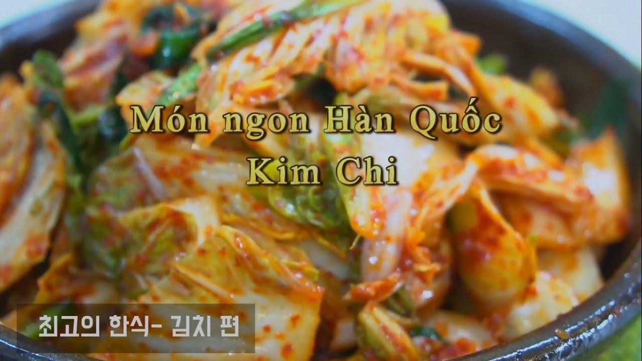 Cách MUỐI KIM CHI Hàn Quốc  Ngon- Lẹ- Đúng vị! MAKING KOREAN KIMCHI