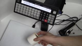видео Весы электронные товарные МАССА-К TB S