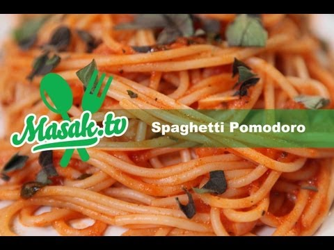 Resep Spaghetti...