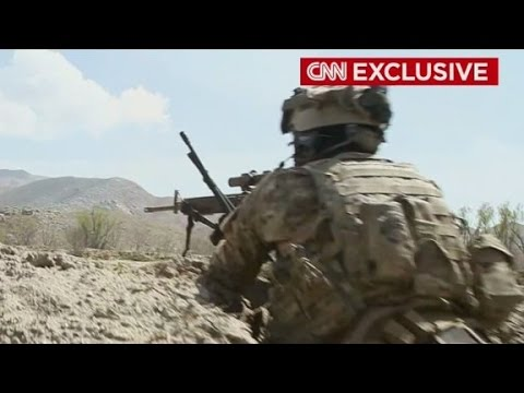 Hagel on Afghanistan: 'This is still a warzone'