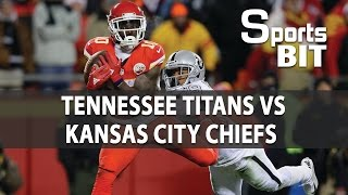 Titans vs Chiefs Week 15 | Sports BIT | NFL Picks & Preview