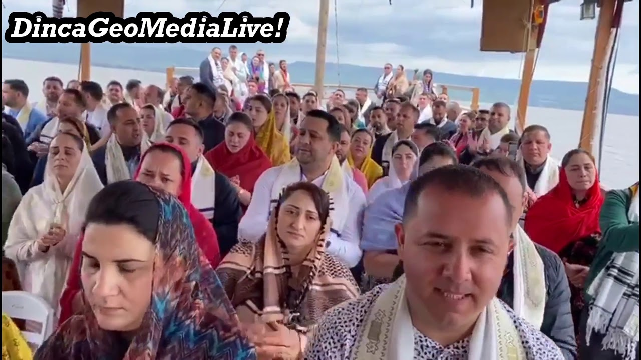 Download Vasile Dinca - chiar dacă valuri vor veni ( Marea Galileei 2020 Generația Binecuvântată!)