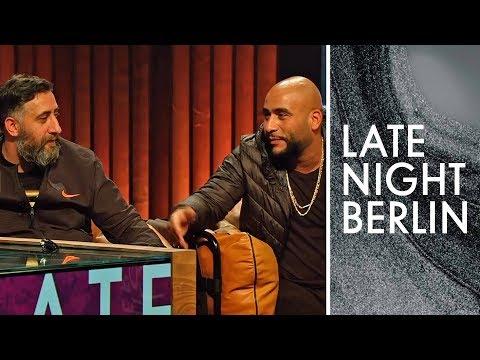 Veysel & Kida Khodr Ramadan plaudern über 4 Blocks   TEIL 1   Late Night Berlin   ProSieben