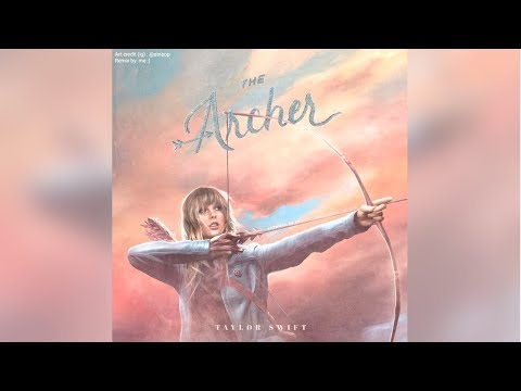 Taylor Swift - The Archer (With Beats / Drums)