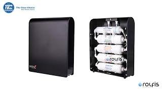 Обзор фильтра Aquafilter Excito-B