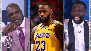 Inside the NBA Reacts to Lakers vs Suns Game 5 Highlights | 2021 NBA Playoffs