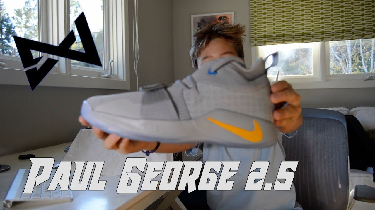promo code 037a2 0bcd5 2018/2019 Paul George Basketball Shoes| PG 2.5 Playstation Edition