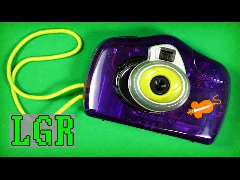 Nick Click: The 90s Nickelodeon Digital Camera Experience
