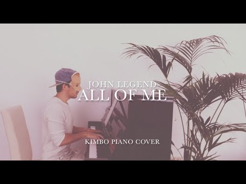 John Legend - All of Me (Piano Cover + Sheets)