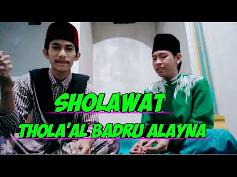 sholawat-thola'al-badru-alayna//cover-asep-syihab