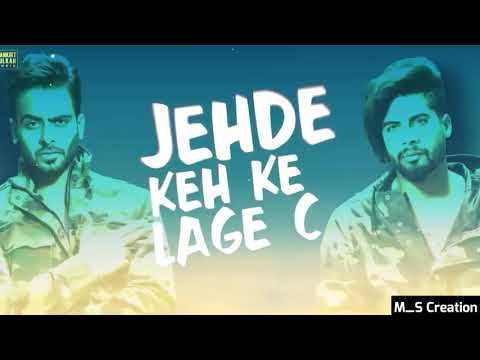 Youth Lyrics Whatsapp Status Song 2018 | Mankirt Aulakh | Ft.Singga