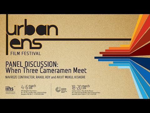 Urban Lens Film Festival 2016 | When Three Cameramen Meet