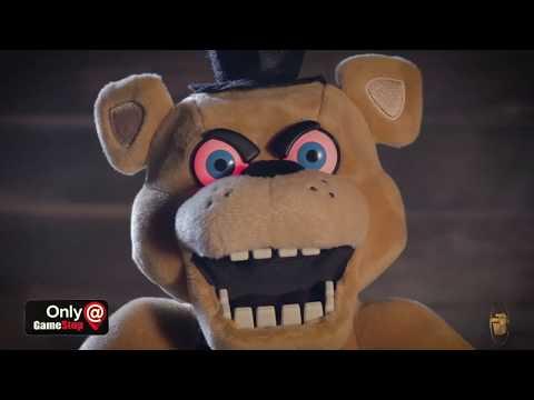 GameStop Exclusive Animatronic Five Nights at Freddys Plush
