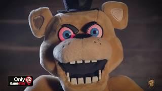 GameStop Exclusive Animatronic Five Nights at Freddy's Plush!