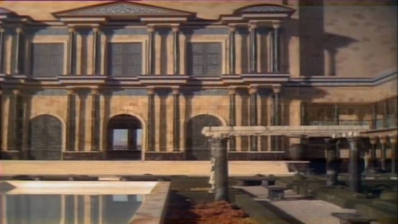 The Library of Alexandria (ft. Carl Sagan)(High-Definition) - YouTube