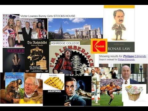 Baroness Rothschild and Interlocks to Norman Lamont, Bonar Law & Butlins