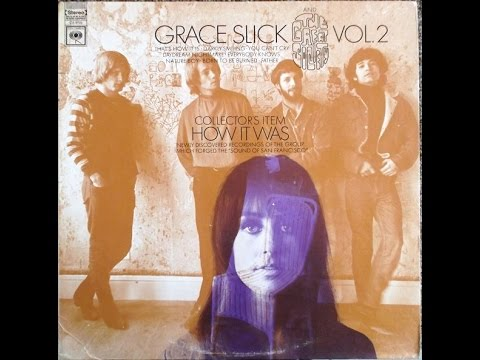 Grace Slick And The Great Society - Father