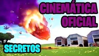 🔴CINEMATIC SEASON 10 FORTNITE *7 SECRETS*