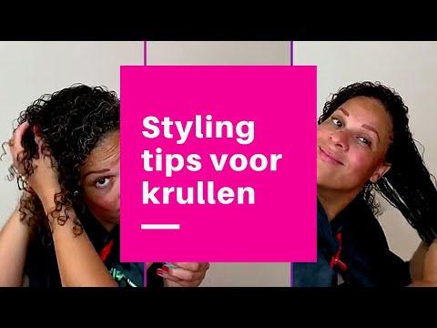 NIEUW: Styling tips voor krullen – CG Methode technieken (sotc, micro plopping, scrunching en meer)