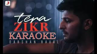 Tera zikr by Darshan reval|Harshith Shetty|