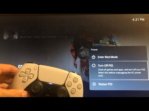 How to Turn Off PS5 With Controller Tutorial! (For Beginners)